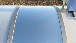 Sonnenschutz Folientechnik Milchglas Inspiration Folientechnik Cottbus 3