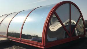 Sonnenschutz Folientechnik Milchglas Inspiration Folientechnik Cottbus 6