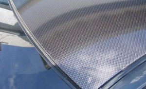 lackfolie chrome optik dach