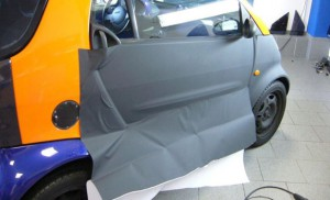 Lackfolien Car wrapping